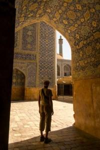 Esfahan Imam Tour