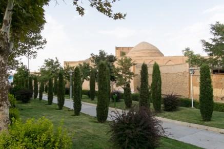 Esfahan's oldest Mosque
