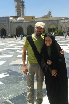 Real Iranian Couple