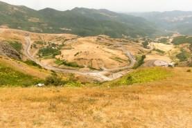 Road to Astara