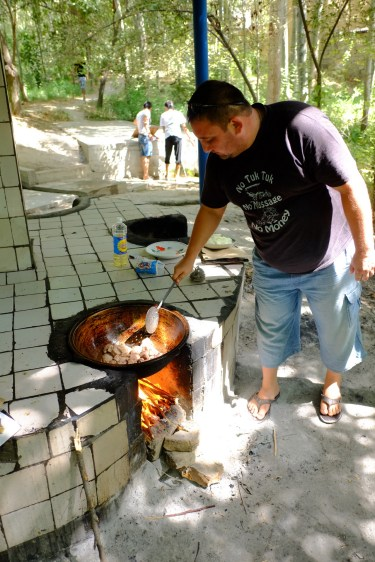 BBQ Preparations