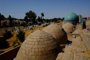 Mausoleum Roofs