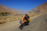 Enjoying THE Pamir