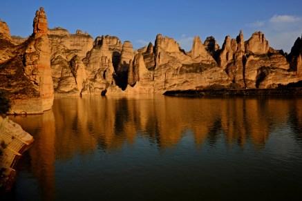 Dramatic Rock Citadels