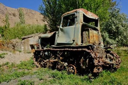 Soviet Tractor