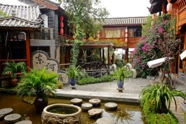Chines Courtyard