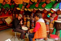 Djembe Lesson