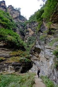 Winding Gorge