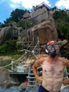 Ready for Snorkling