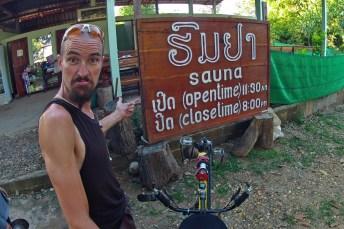 Sauna Lao Style