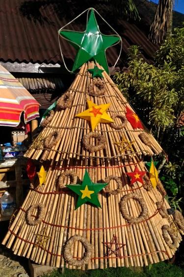 Philippino Christmastree