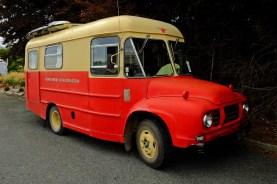 Remodelled Schoolbus