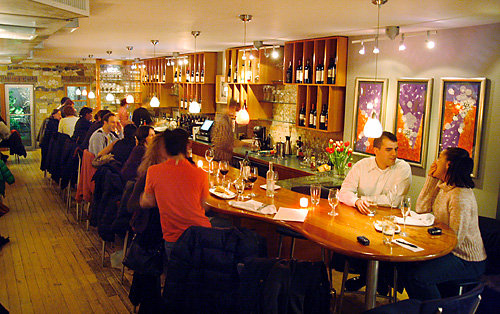 Stonehome Wine Bar -