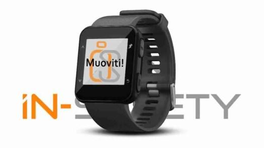 tecnologie per la sicurezza - fitness tracker