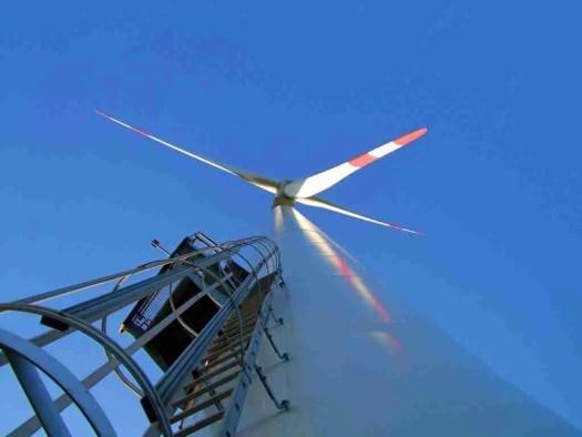 highstep system - scale su turbine eoliche