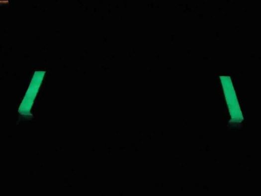 antiscivolo pioli scale - vernice fotoluminescente