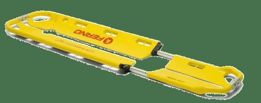 barelle per soccorso - cucchiaio Ferno
