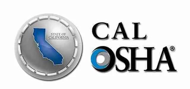 OSHA California - Agenzia per la salute e la sicurezza sul lavoro dello stato USA della California