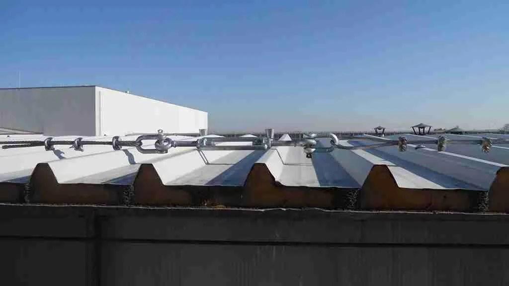 impianti fotovoltaici e sistemi anticaduta - impianti artigianel