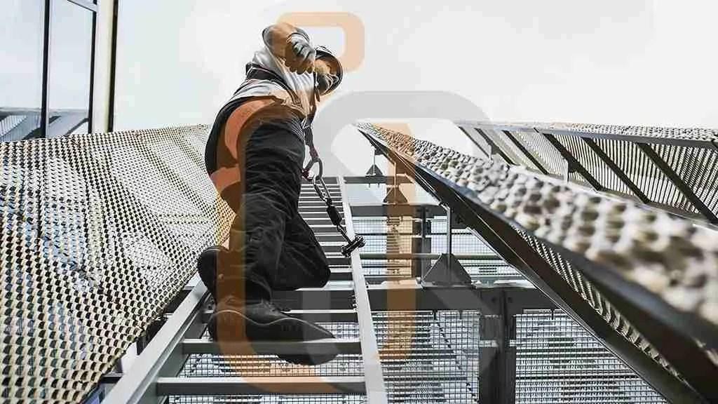 scala di sicurezza Safeladder