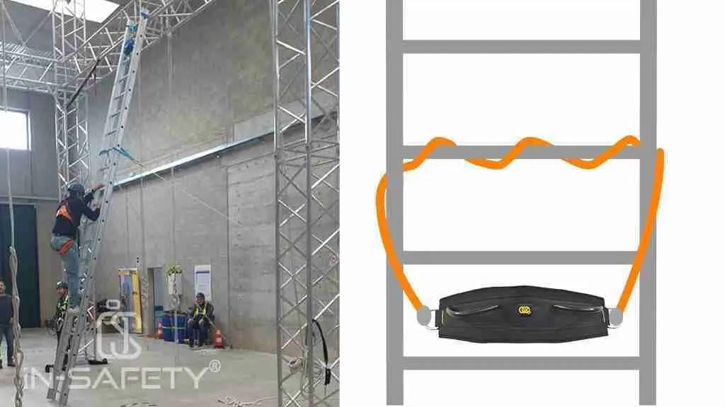 scale portatili - indicazione ultimo gradino utilizzabile