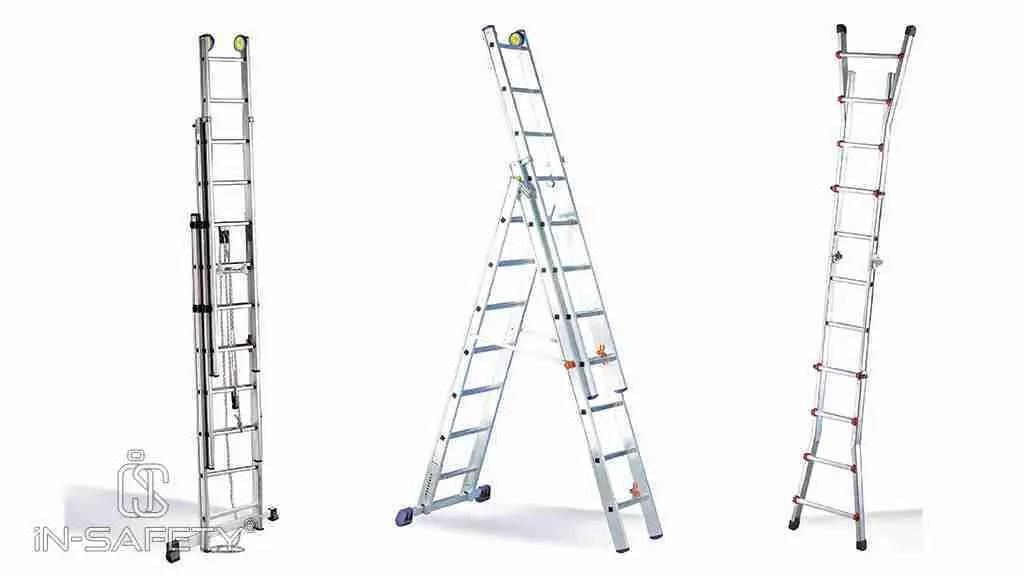 scale portatili - a sfilo e trasformabili