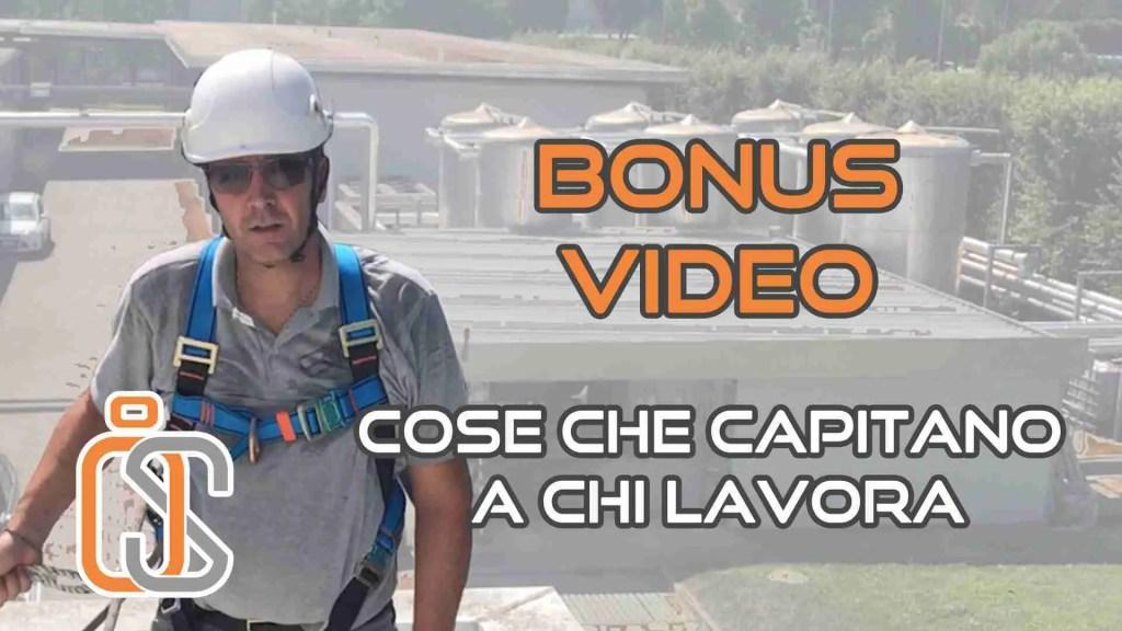 video corso anticaduta - bonus