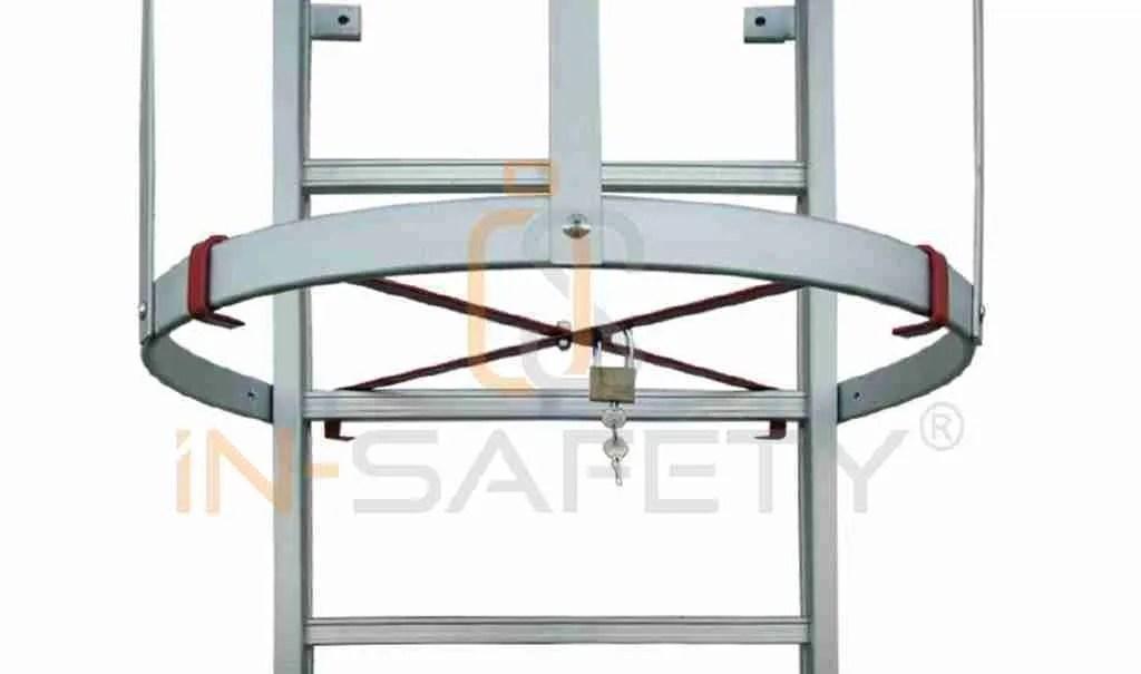 botola scala - botola di chiusura scala con gabbia