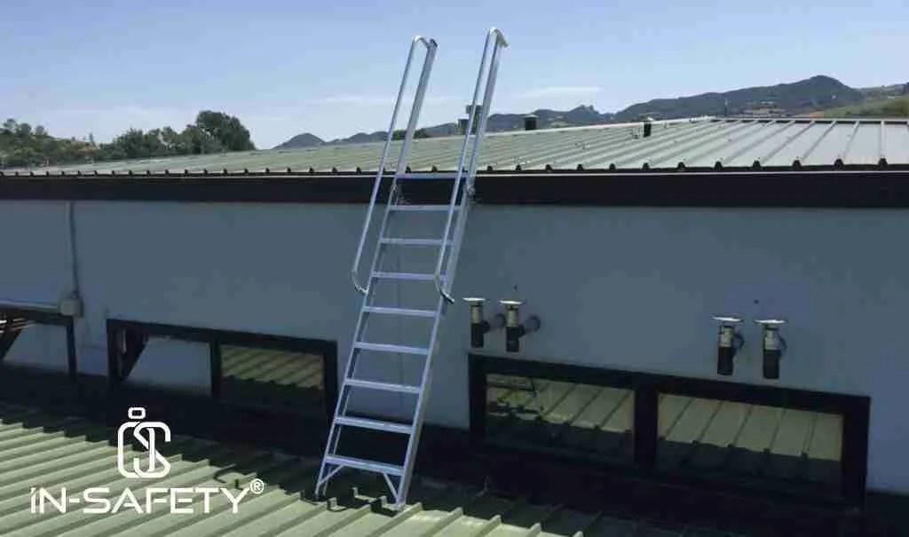 coperture a shed - scala