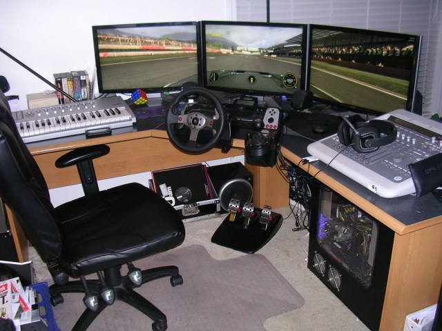 Gaming Station
