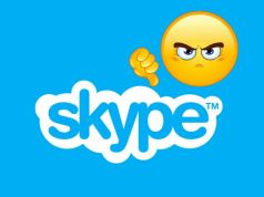 Uninstall Skype for business