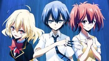 Lesbian Anime