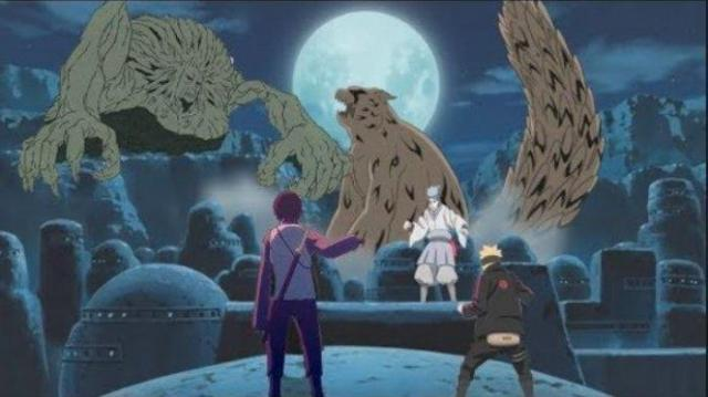 Naruto Movies