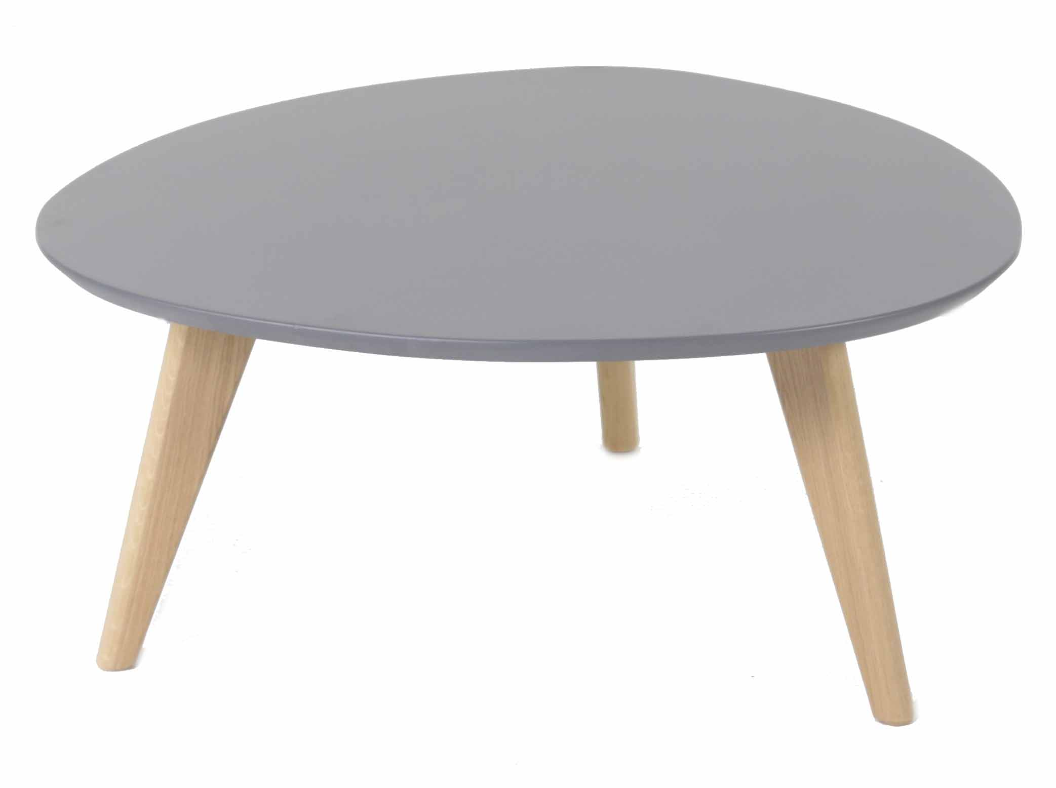 Table basse ronde gigogne moregs - Table basse ronde gigogne ...