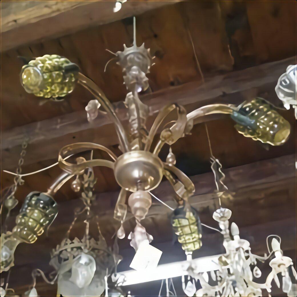 Ad esempio opalina, vetro di murano, vetro soffiato, pasta di vetro francese, gocce di vetro. Ricambi Lampadari Murano Usato In Italia Vedi Tutte I 40 Prezzi