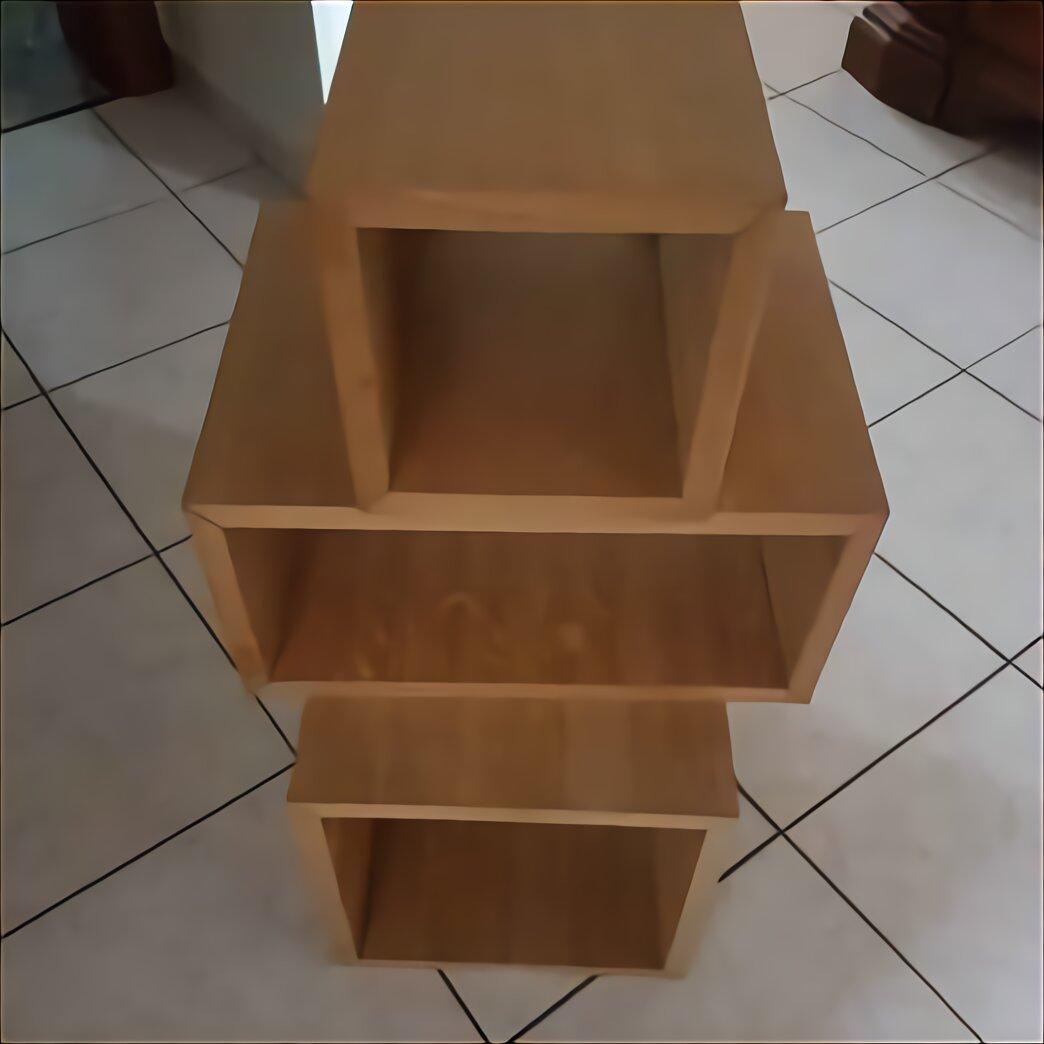 Set di 3 pezzi, mensola a cubo spaceo l 30 x h 30 cm, sp 12 mm bianco   leroy merlin. Cubi Ikea Usato In Italia Vedi Tutte I 63 Prezzi