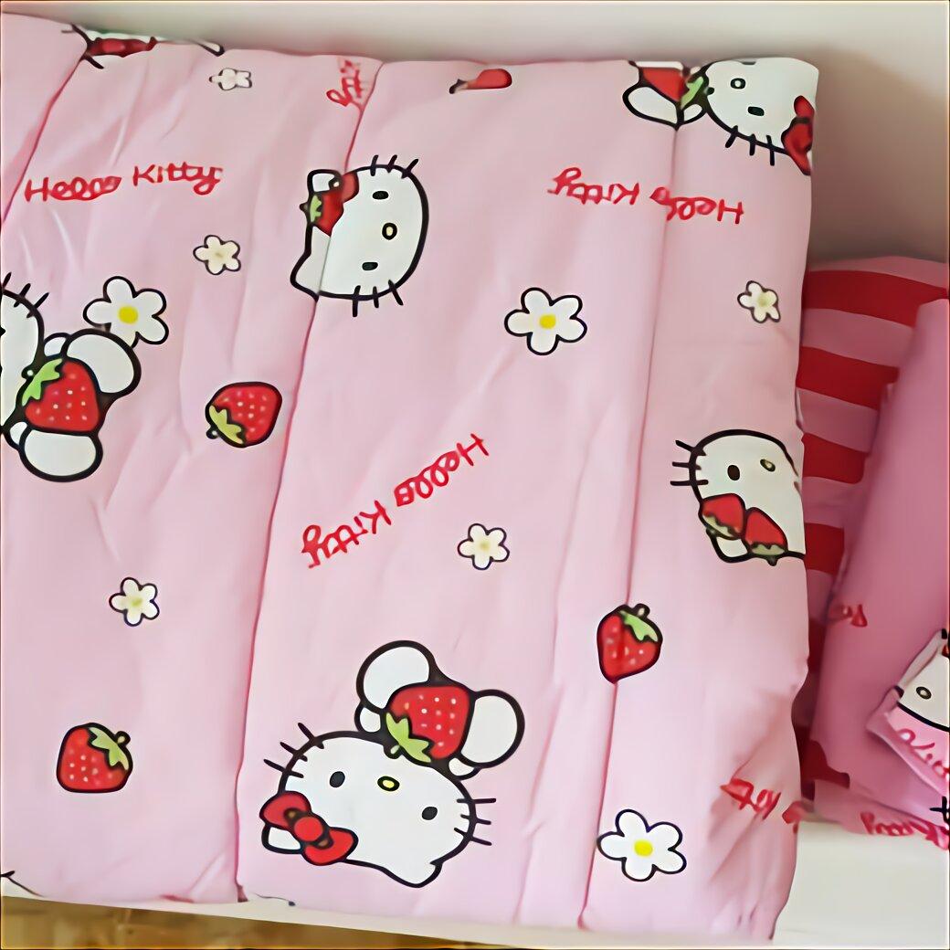 Tessuto sopra e sotto, 100% cotone. Trapunta Hello Kitty Usato In Italia Vedi Tutte I 43 Prezzi