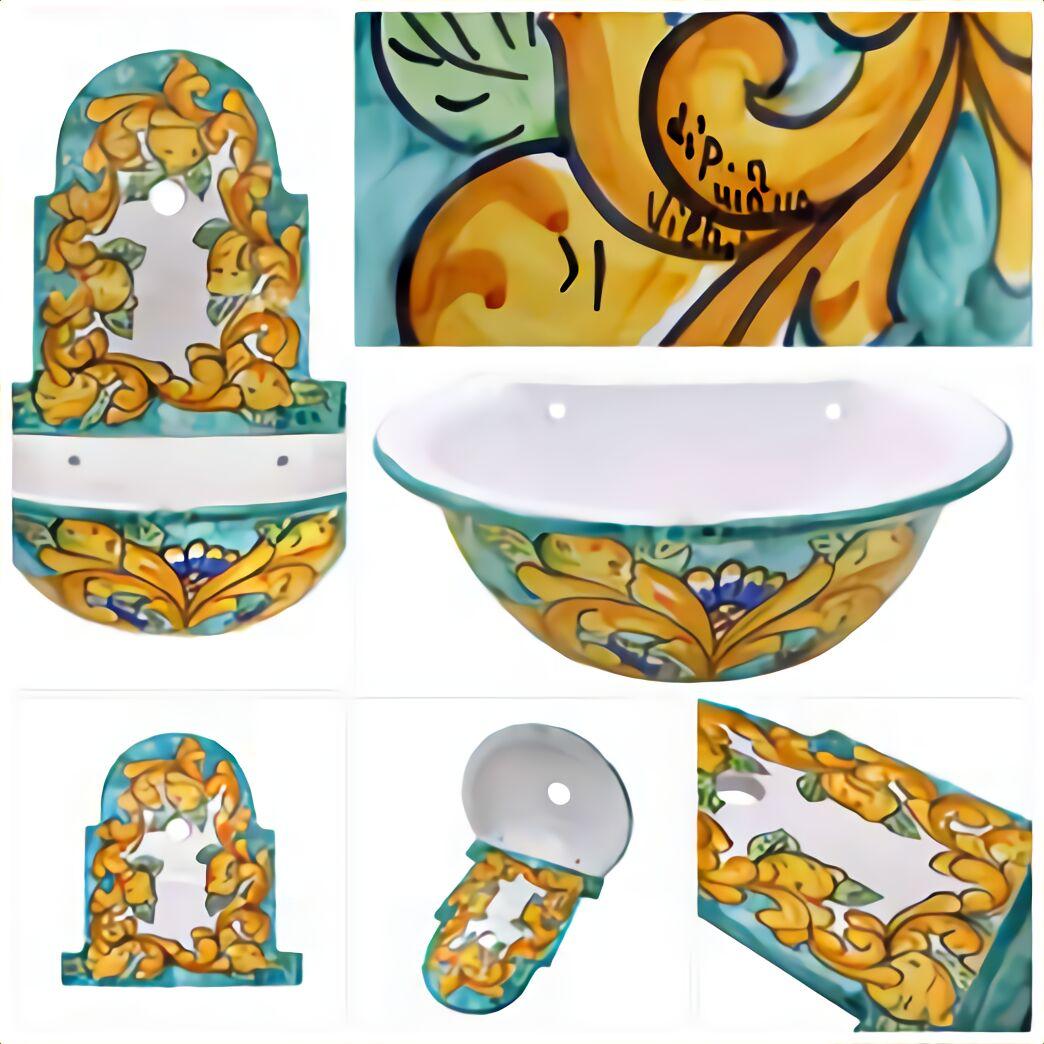 Benvenuto e grazie per aver visitato le mie ceramiche e negozio di ceramiche. Fontana Vietri Usato In Italia Vedi Tutte I 13 Prezzi