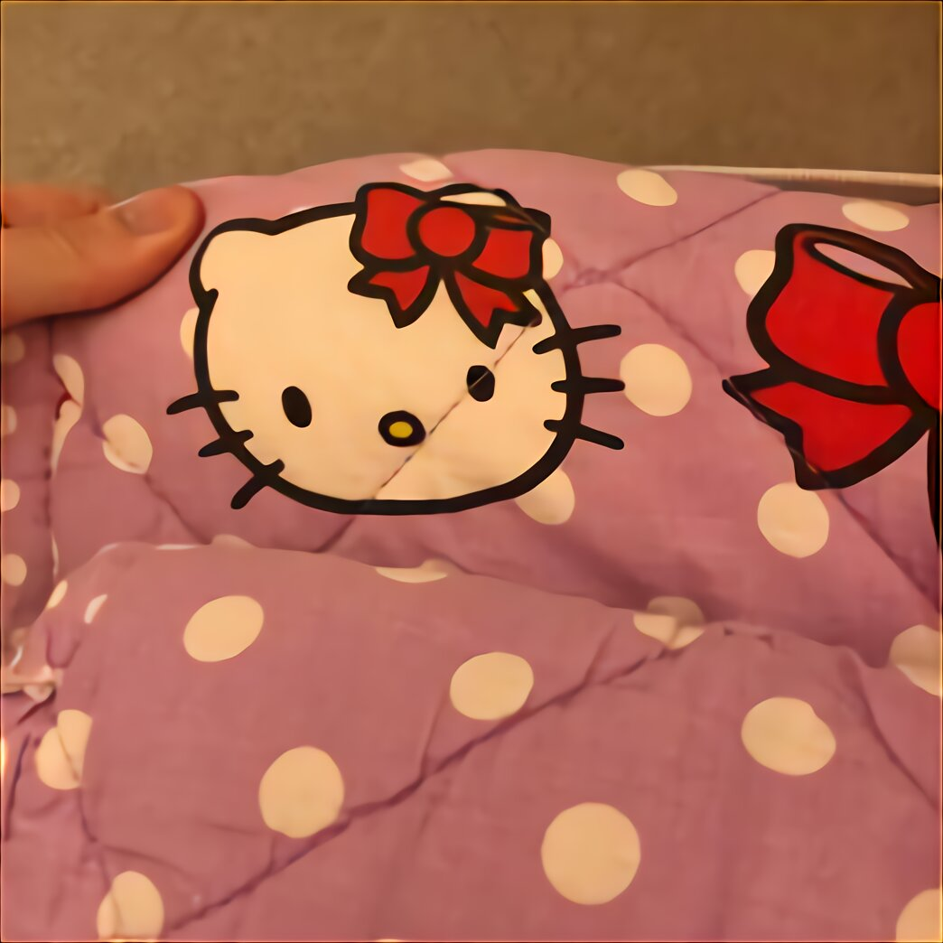 Gabel trapunta lettino hello kitty con paracolpi. Trapunta Hello Kitty Usato In Italia Vedi Tutte I 43 Prezzi