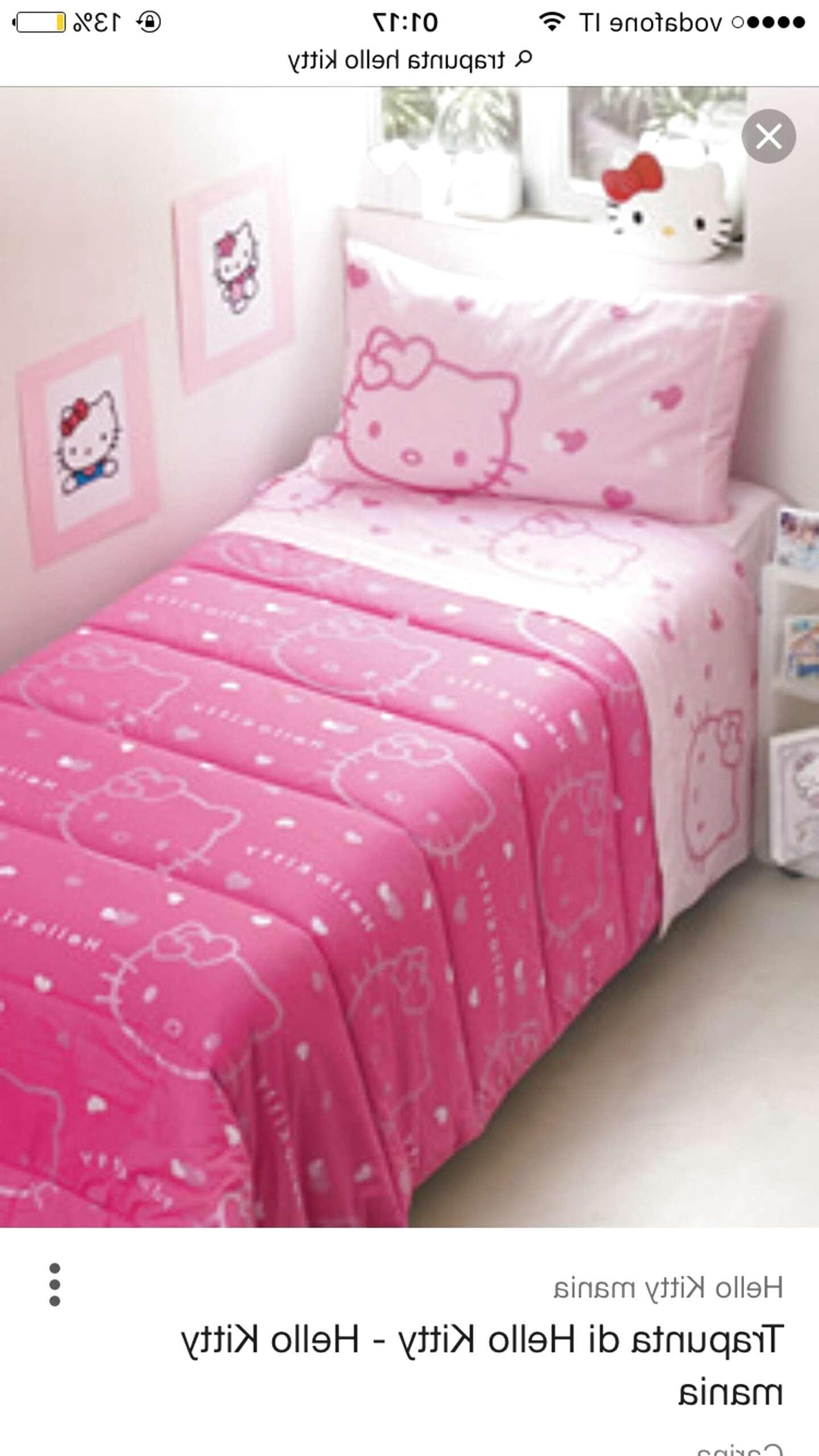 Via de pinedo 11/r, 50144 firenze. Trapunta Hello Kitty Usato In Italia Vedi Tutte I 43 Prezzi