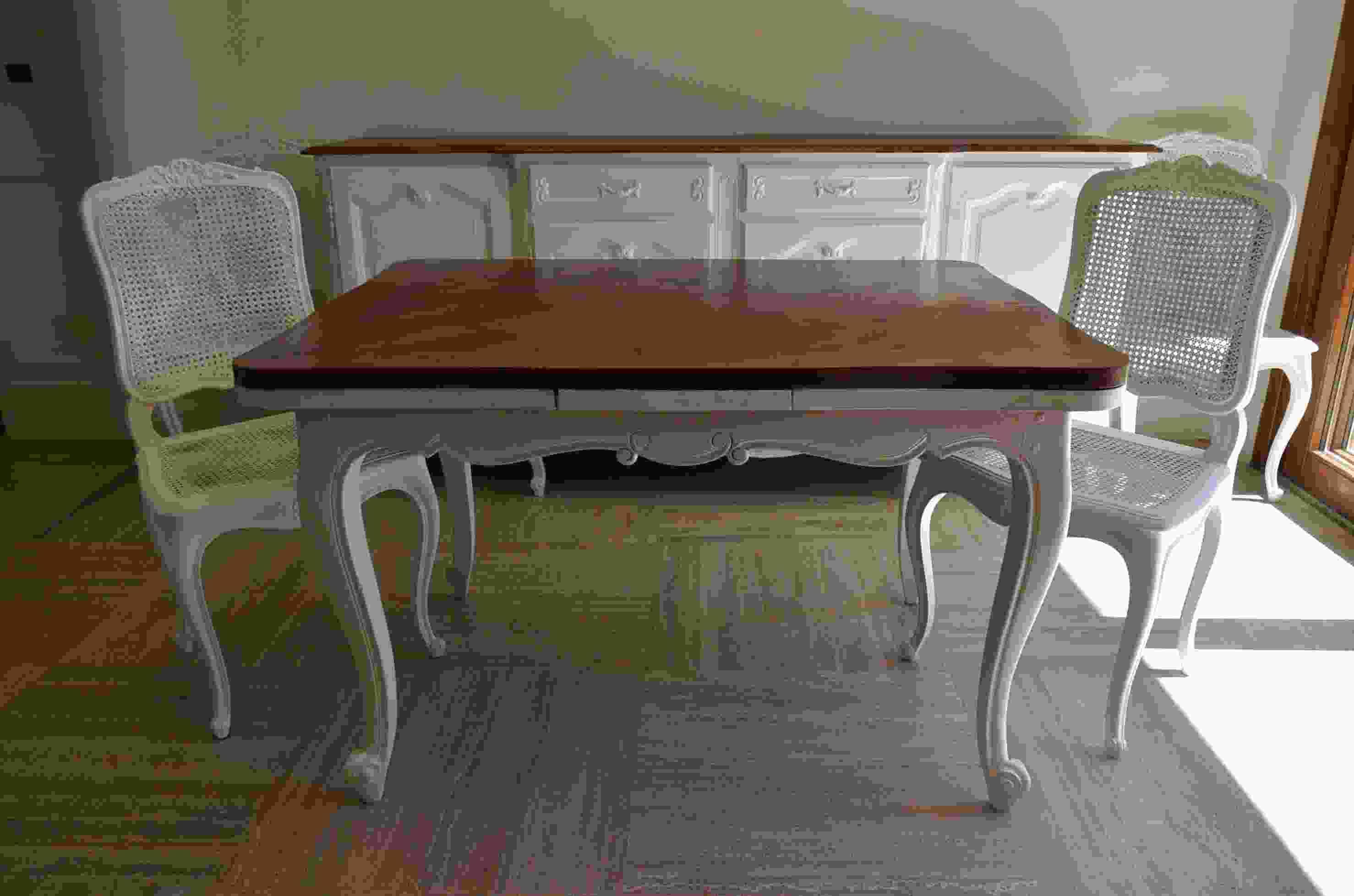 Antichita' babiloniavia pacini 126/c bientina vendo tavolo e sedia foderata. Shabby Chic Provenzale Tavolo Usato In Italia Vedi Tutte I 40 Prezzi