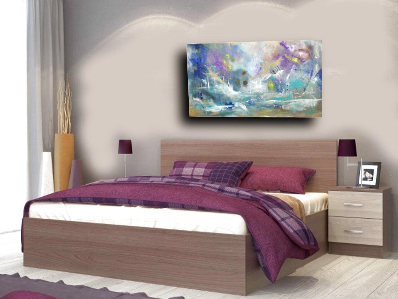 Ogni camera da letto è unica e per questo la scelta di un quadro non è mai. Quadri Moderni Camera Letto Usato In Italia Vedi Tutte I 44 Prezzi