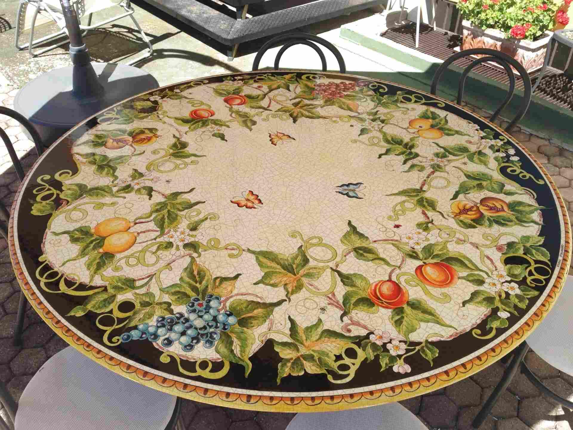 L'eterno splendore della pietra in travertino. Tavolo Deruta Usato In Italia Vedi Tutte I 65 Prezzi