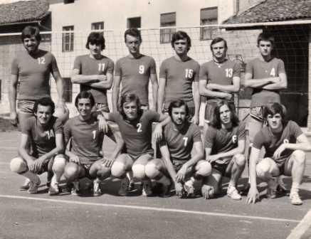 In Volley 1974