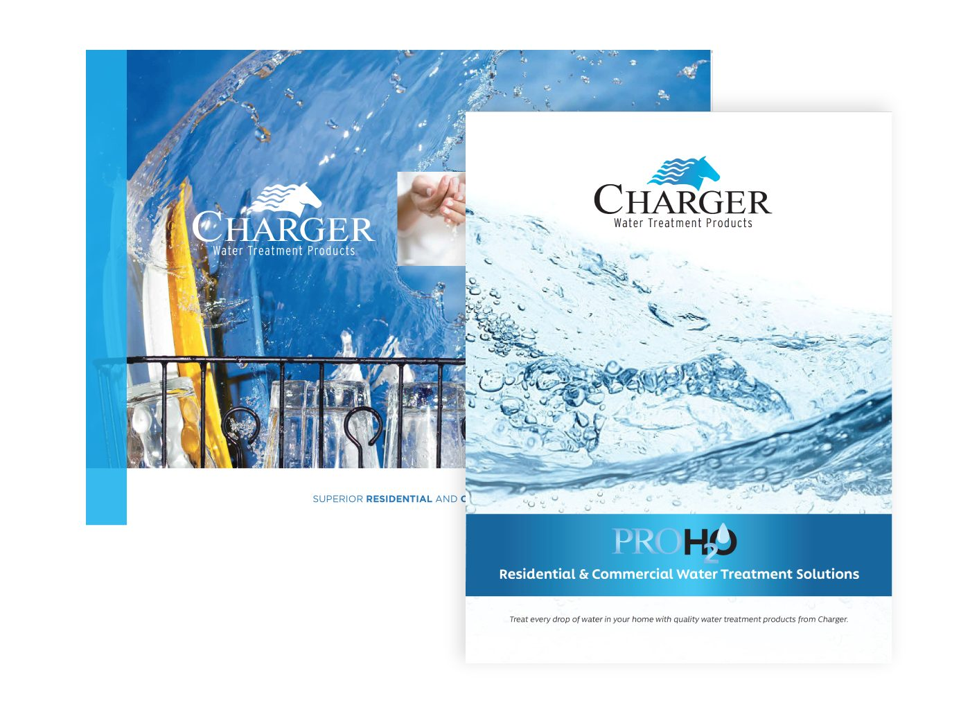 Charge Water Treatment