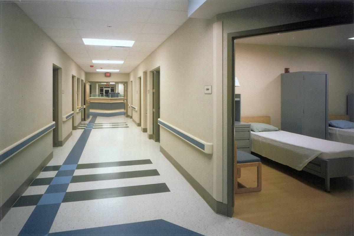 FSSA DMHA Evansville State Hospital