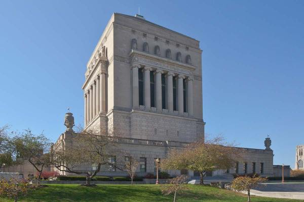 Indiana War Memorial Memorials