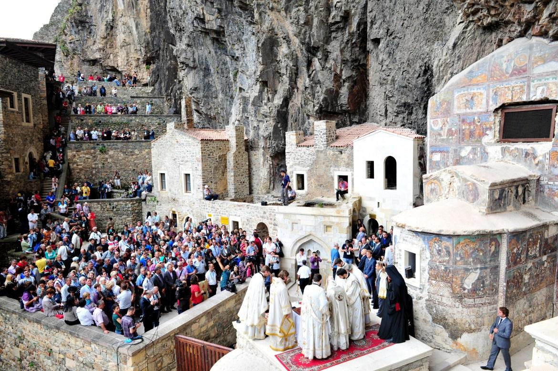 Απαγόρευσαν οι τουρκικές αρχές τον εορτασμό στην Παναγία Σουμελά | in.gr