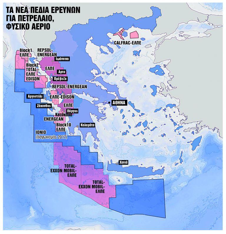 Τα «χρυσά οικόπεδα» της Ελλάδας για φυσικό αέριο - Τεράστια ανατροπή φέρνει  το κοίτασμα του «Γλαύκου»   in.gr