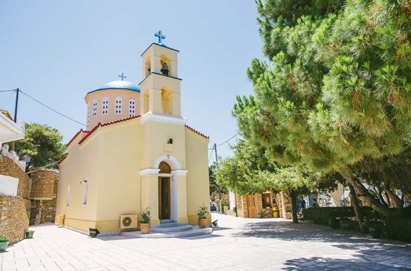 Παναγία Κανάλα, η προστάτιδα της Κύθνου   in.gr